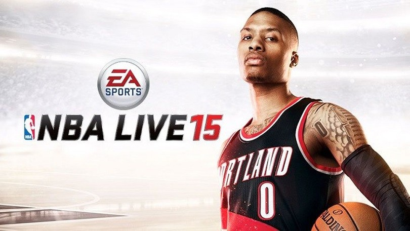 Resultado de imagem para NBA Live 15