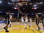 Sem Kawhi Leonard, Spurs tentam reagir contra os soberanos Warriors