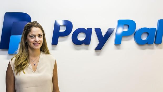 Paula Paschoal, diretora-geral do PayPal Brasil (Foto: Divulgação)