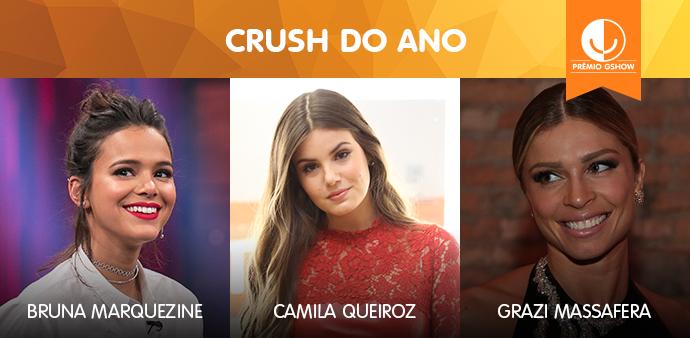 Crush do Ano (Foto: TV Globo)
