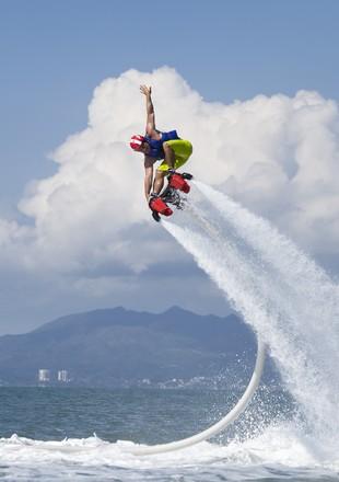 EuAtleta - Flyboard esportes verão (Foto: Getty Images)