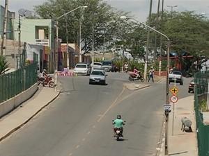 Medida facilitará  trabalho quem conduz veículos no local. (Foto: Reprodução/ TV Asa Branca)