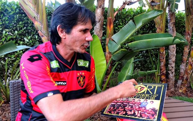 Marco Antônio Sport (Foto: Lucas Liausu)