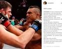 """Vitor Belfort responde críticas e ataca Bisping: """"Campeão de mentirinha"""""""
