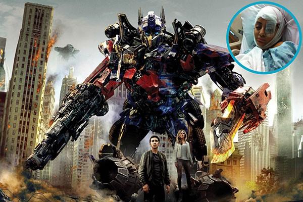 'Transformers: O Lado Oculto da Lua' (Foto: Divulgação / Reprodução)