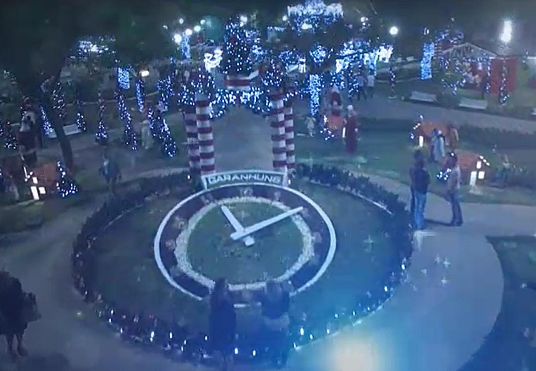 TV Asa Branca lança na programação mensagem de fim de ano (Foto: Reprodução/  TV Asa Branca)