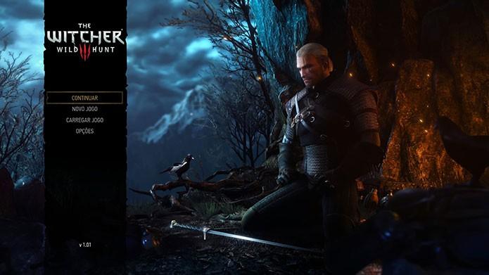 The Witcher 3 marca o retorno de Geralt de Rivia (Foto: Reprodução/Felipe Vinha)