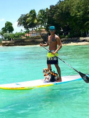Lewis Hamilton Barbados