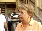 Margarida Salomão é a segunda a votar em Juiz de Fora, MG