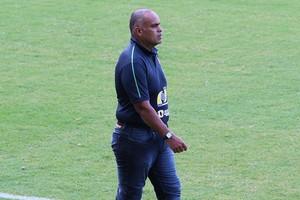 Éder Ferreira treinador do SInop (Foto: Olimpio Vasconcelos)