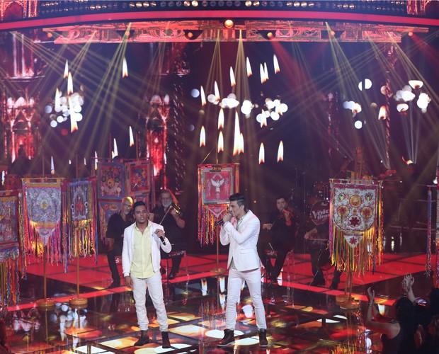 Danilo Reis e Rafael Show Ao Vivo 1 (Foto: Isabella Pinheiro/Gshow)
