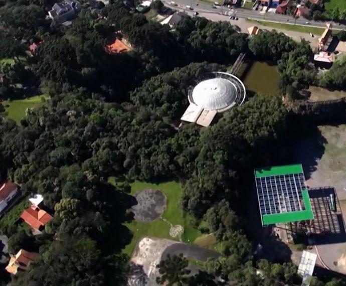 Curitiba (Foto: TV Globo)