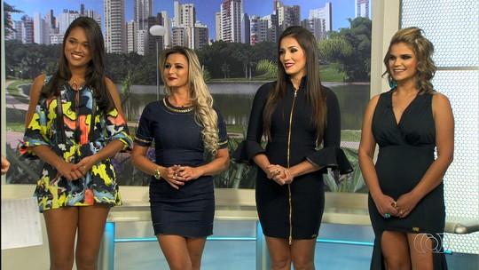 Concurso Musa do Araguaia 2016 tem cinco candidatas na disputa