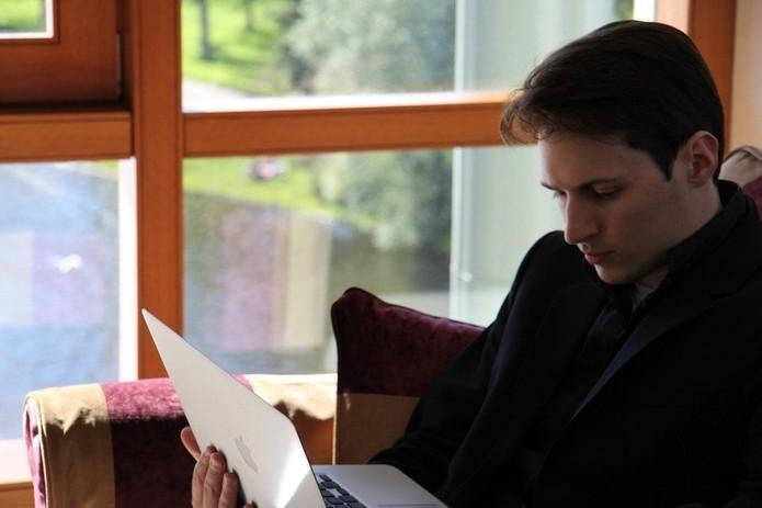 Pavel Durov criou a rede social aos 21 anos e é conhecido como Mark Zuckerberg russo (Foto: Divulgação/VK)