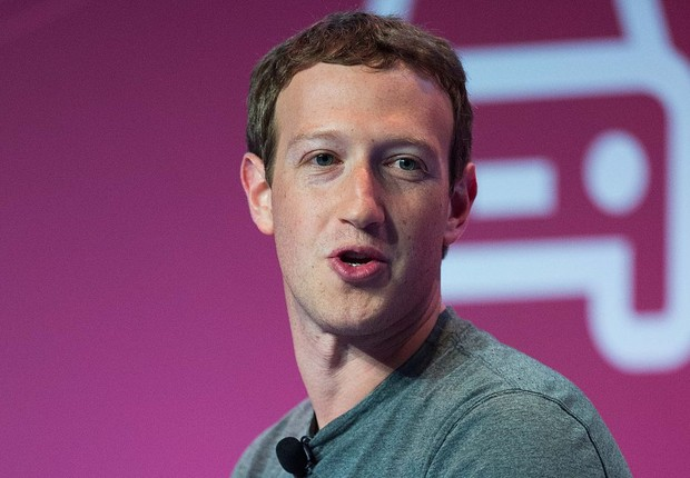 O empresário e criador do Facebook, Mark Zuckerberg (Foto: David Ramos/Getty Images)