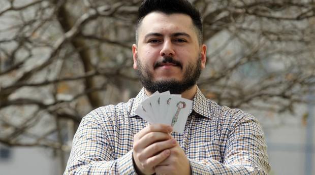 Fernochi: ajuda da família para pagar contas  (Foto: Estadão Conteúdo)