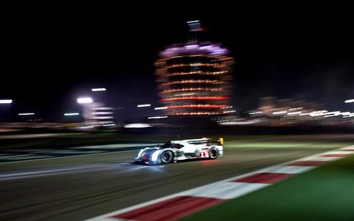 Audi vence as Seis Horas do Bahrein, etapa do Mundial de Endurance WEC (Foto: Divulgação)