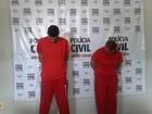 Acusado de matar rapaz e ferir mulher no DF é preso em Pirapora, MG