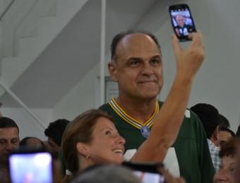 Oscar Basquete Ilhabela  (Foto: Filipe Rodrigues)