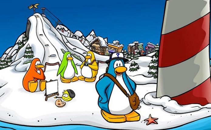 Club Penguin (Foto: Divulgação) (Foto: Club Penguin (Foto: Divulgação))