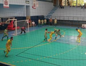 Futsal de Dracena nos Jogos Abertos (Foto: José Carlos Barbosa / Arquivo Pessoal)