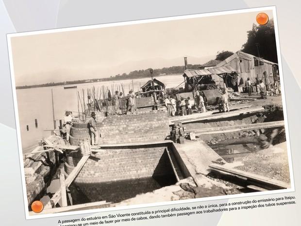 Uma das imagens que podem ser conferidas na exposição (Foto: Divulgação / Brisamar Shopping)