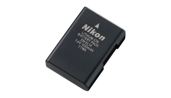 Aprenda a diferenciar uma bateria Nikon original da falsificada (Foto: Divulgação/Nikon)
