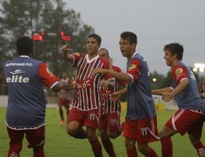 Botafogo-SP vence arquirrival na Copa São Paulo e respira (Foto: Rogério Moroti / Assessoria BFC)