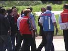 Dilma Rousseff sobrevoa regiões atingidas por temporais em MG