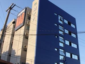 Prédio do MPF em Porto Velho (Foto: Assessoria/MPF-RO)