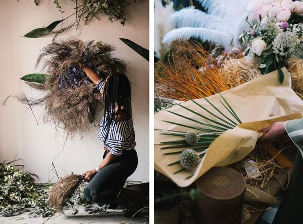 Poems&Posies: a floricultura alemã que aposta nas flores secas (Foto: Divulgação)