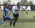 Com Jadson em campo, Corinthians empata jogo-treino sem gols
