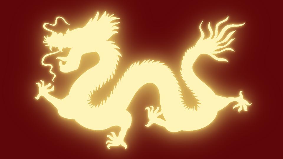 O dragão chinês aumentará ainda mais sua influência mundial? (Foto: Pixabay/JanDyrda)