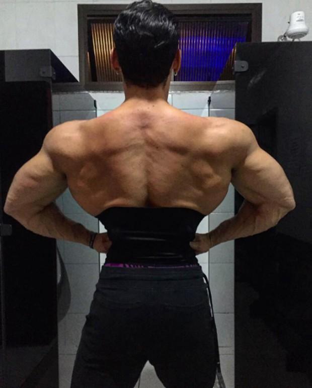 Felipe Franco (Foto: Reprodução/Instagram)