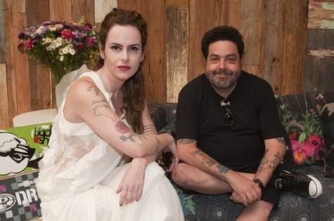 Fernanda Young e Alexandre Machado (Foto: Divulgação)