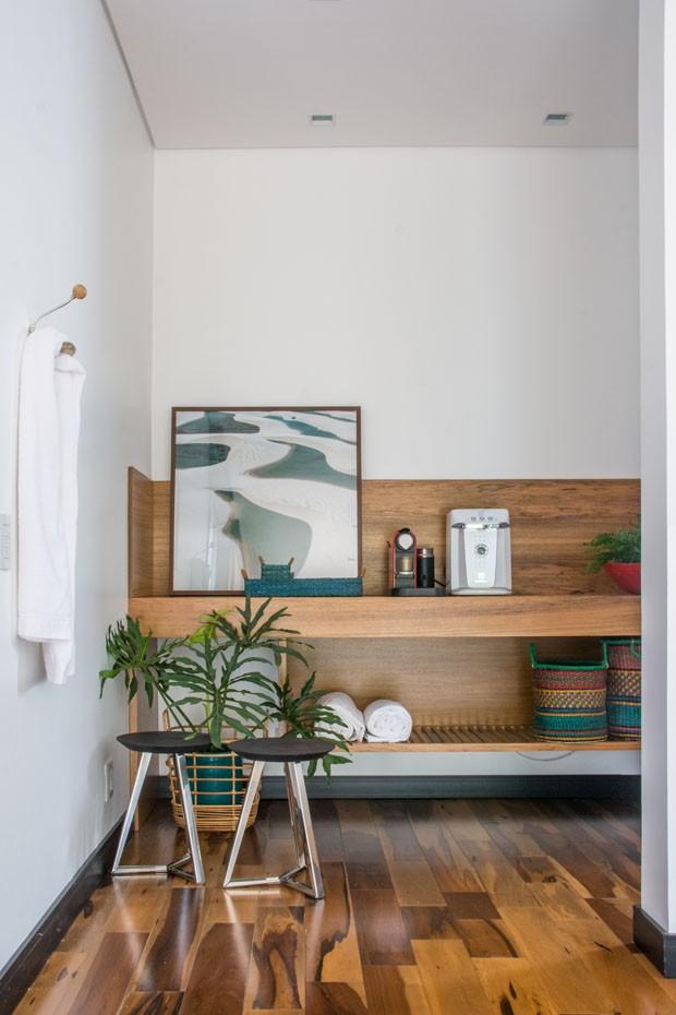 Casa Vogue Ama: Objetos e décor de palha (Foto: Divulgação)