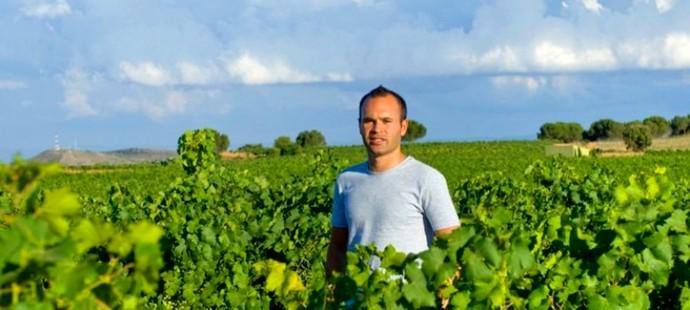 a vinícola de Andrés Iniesta (Foto: Reprodução site oficial Bodega Iniesta)