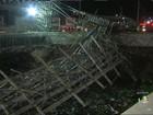 Operários feridos em desabamento estão internados no hospital IJF