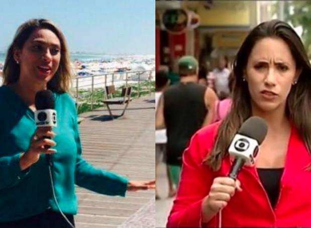 Cláudia Almeida e Juliana Martarello (Foto: Arquivo Pessoal)