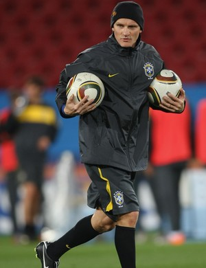taffarel ex-goleiro (Foto: Getty Images)