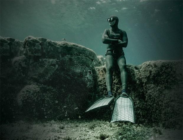 Nadadeiras Aqafins (Foto: Divulgação)