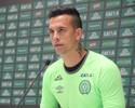 Danilo espera bom resultado domingo para ganhar moral ante o San Lorenzo