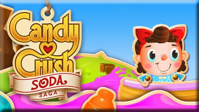 Candy Crush Soda Saga HOME (Foto: Candy Crush Soda Saga (Foto: Divulgação))