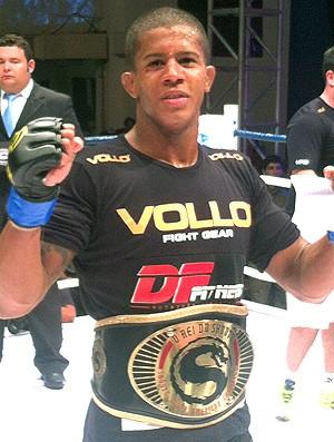 Adriano Morais lutador MMA (Foto: Ana Hissa)