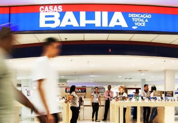 Casas Bahia ; varejo ; consumo ; eletroeletrônicos ;  (Foto: Reprodução/Facebook)