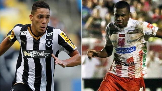 O Botafogo segue vivo em busca do título da Copa do Brasil  (Foto: Reprodução Globoesporte)