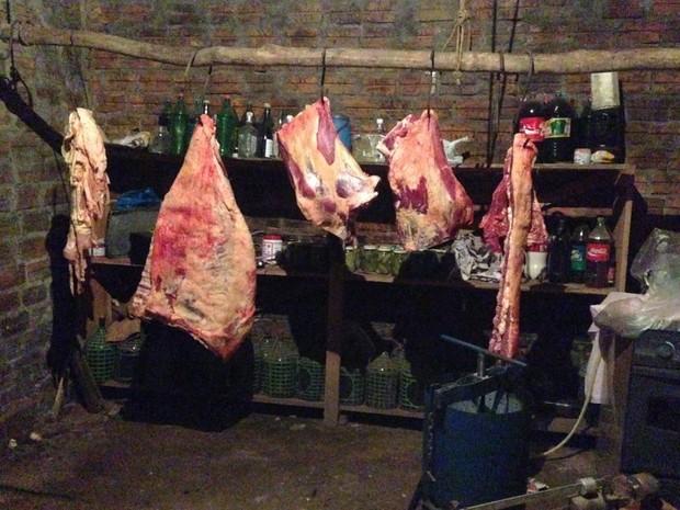Operação Origami furto gado abigeato bois (Foto: Divulgação/Polícia Civil)