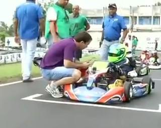 Copa de Kart das Federações Rio Sul (Foto: TV Rio Sul)