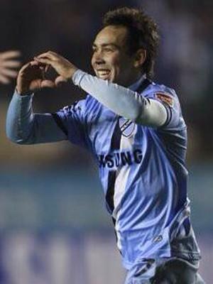 Damian Lizio bolivia (Foto: Reprodução / twitter)