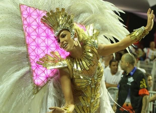 Ana Hickmann (Foto: Amauri Nehn/Brazil News)